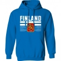 Team Finland Hooded Sweatshirt Dark 1