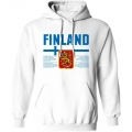 Team Finland Hooded Sweatshirt Light 1