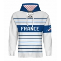 Team France Hooded Sweatshirt Light 3
