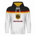 Team Germany Hooded Sweatshirt Light 2