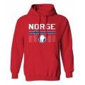 Team Norway Hooded Sweatshirt Dark 1