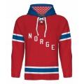 Team Norway Hooded Sweatshirt Dark 2