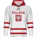 Team Poland Hooded Sweatshirt LIght 1