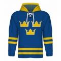 Team Sweden Hooded Sweatshirt Dark 2
