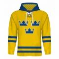 Team Sweden Hooded Sweatshirt Light 2