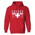 Team Switzerland Hooded Sweatshirt Dark 3