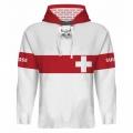 Team Switzerland Hooded Sweatshirt Light 1