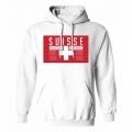 Team Switzerland Hooded Sweatshirt Light 3