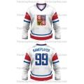 Team Czech Republic Hockey Jersey Light