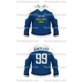 Team Estonia Hockey Jersey Dark