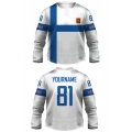 Team Finland 2014 Hockey Jersey Light