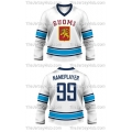 Team Finland Hockey Jersey Light