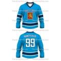 Team Finland Hockey Jersey Dark