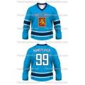 Team Finland Hockey Jersey Dark
