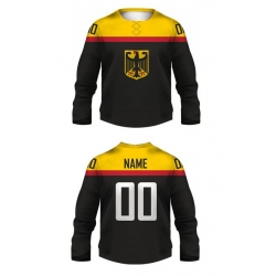 Team Germany 2014 Hockey Jersey Dark