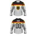 Team Germany 2014 Hockey Jersey Light