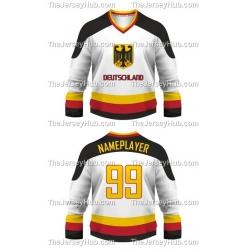 Team Germany Hockey Jersey Light