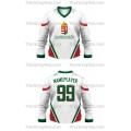 Team Hungary Hockey Jersey Light