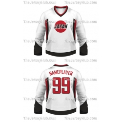 Team Japan Hockey Jersey Light