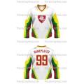 Team Lithuania Hockey Jersey Light
