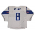 Team Finland 2014 Hockey Jersey Teemu Selanne Light