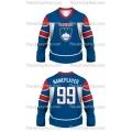 Team Slovenia Hockey Jersey Dark