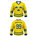 Team Sweden Hockey Jersey Light
