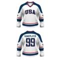 Team USA Hockey Jersey Light