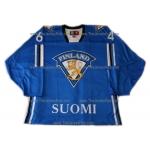 Team Finland Hockey Jersey Mikael Granlund Dark