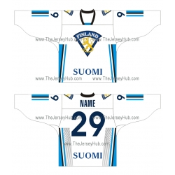 Team Finland Hockey Jersey Light
