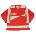 Team USSR 1986 Soviet Russian Hockey Jersey Krutov Dark
