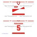 Team USSR 1987 Canada Cup Soviet Russian Hockey Jersey Light